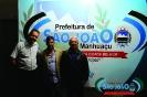 25º Aniversário de São João do Manhuaçu - Autoridades