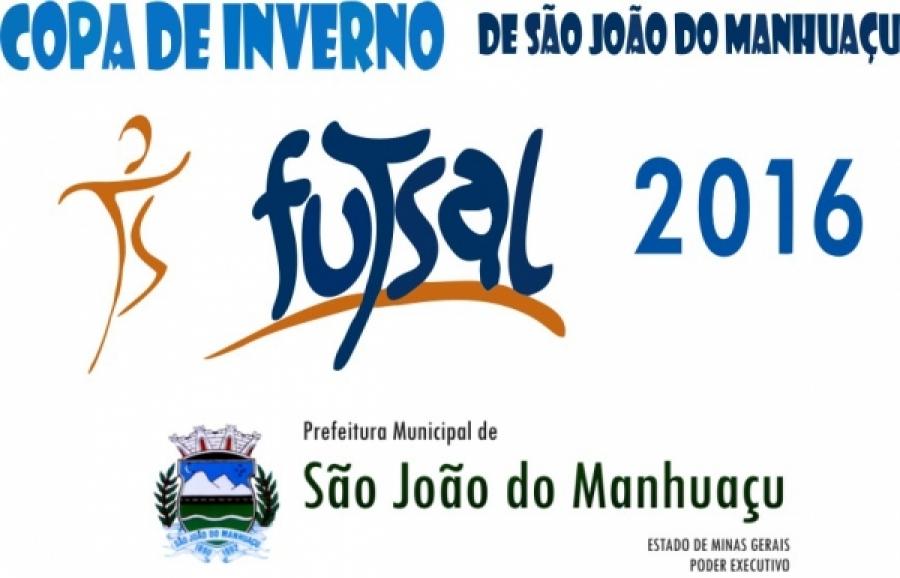Nesta sexta-feira, foi definido o último semifinalista da Copa Inverno de Futsal