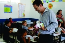 Páscoa é comemorada nas Escolas Municipais